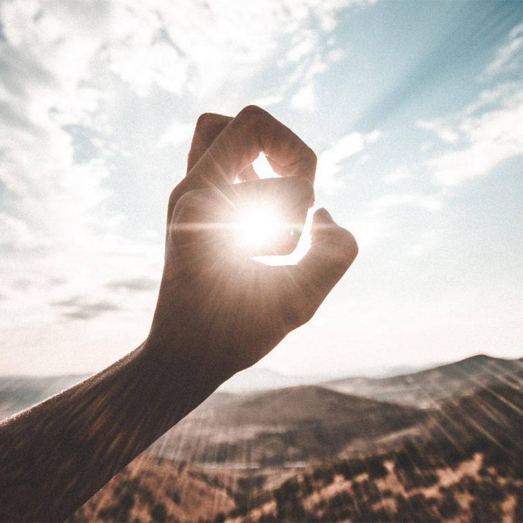 Sonnenlicht spielt bei Tyrosin eine wichtige Rolle!