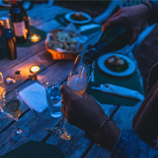 Histamin-Intoleranz kann so manchen schönen Abend ruinieren