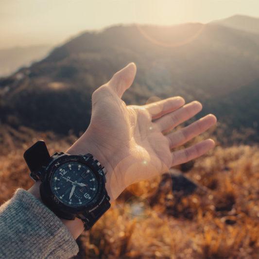 Unsere innere Uhr und Sonnenlicht